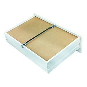 FIX-A-DRAWER x 2 - Repair Broken Buckled Drawers In Minutes! Make them good as new Good as New and SAVE £££'s!
