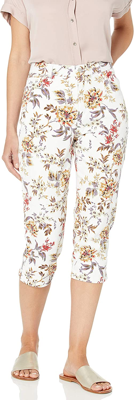 Gloria Vanderbilt Womens Amanda Capri Jeans