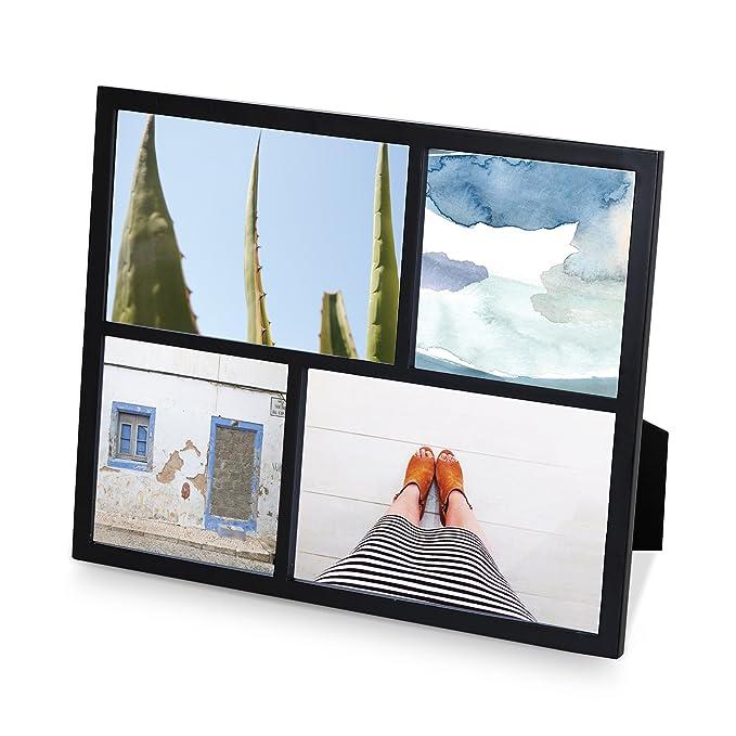 Amazon.com - Umbra Senza Metal Picture Frame, 5 7-Inch, Chrome ...