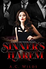 Sinner's Harem: Reverse Harem Novella (Saints and Sinners Series Book 0) Kindle Edition