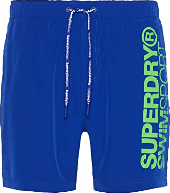 Superdry Sports Volley Swim - Bañador Corto