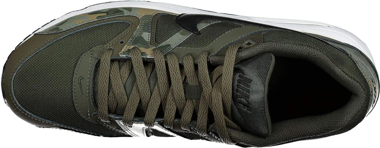 Nike Air Max Command, Chaussure de Course Homme Multicolore Sequoia Black White 001