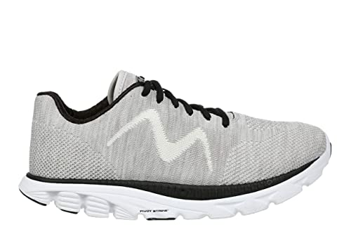 MBT Shoes Women s Speed Mix Athletic Shoe Leather mesh lace-up