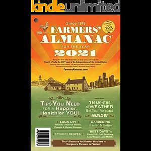 Farmers' Almanac 2021