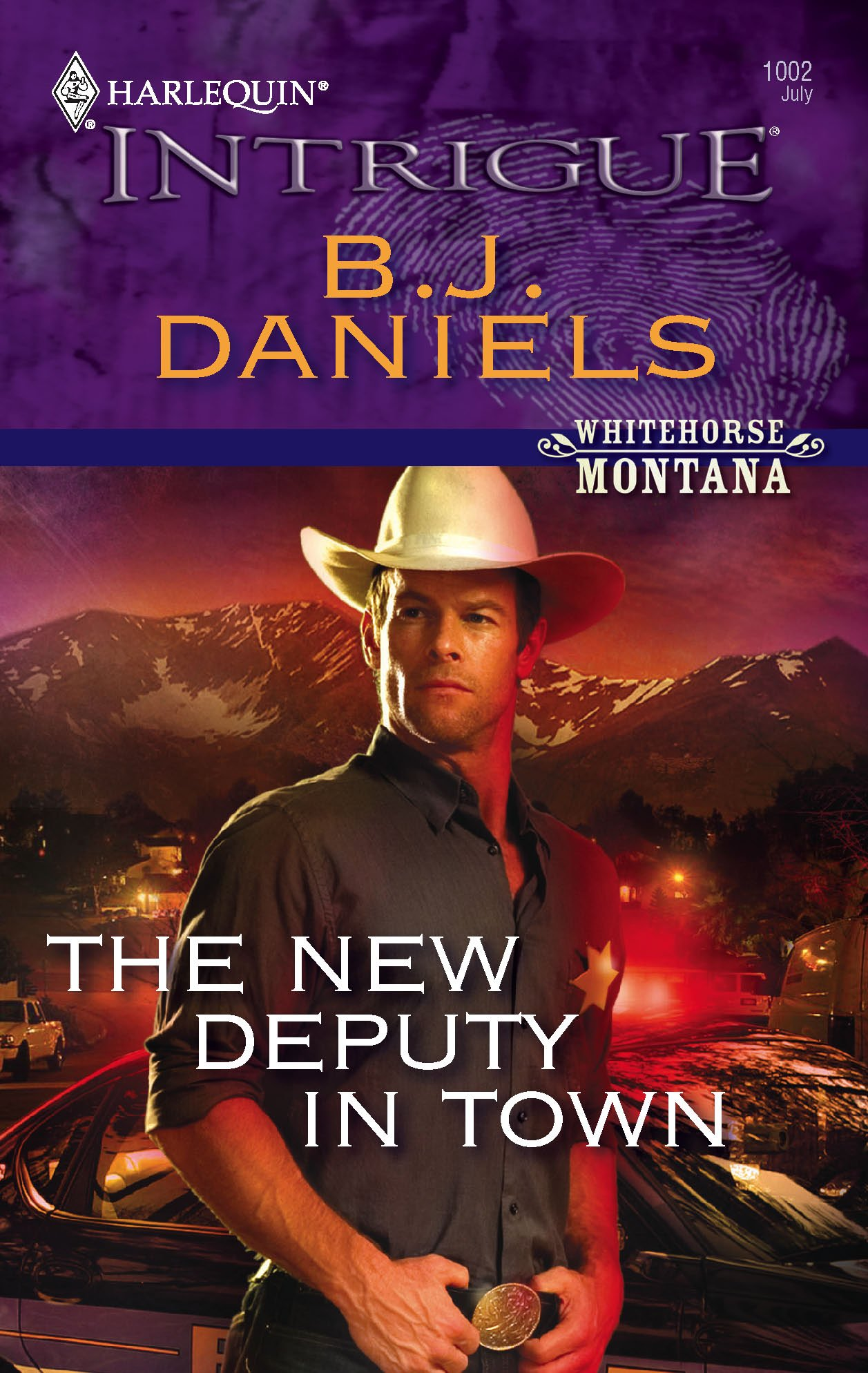 The New Deputy in Town (Whitehorse Montana) ebook