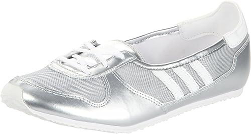 adidas Originals, Damen Ballerinas, Argent (G61011) - Größe ...