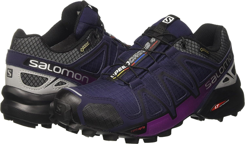 Chaussures de Trail Femme SALOMON Speedcross 4 Nocturne GTX W