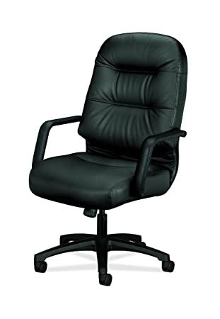 HON Leather Executive Chair