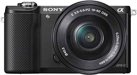 Sony ILCE5000L/B product image 4