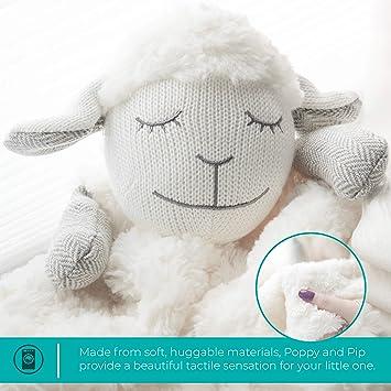 Amazon.com: Lovey - Manta de seguridad para bebés y niñas ...