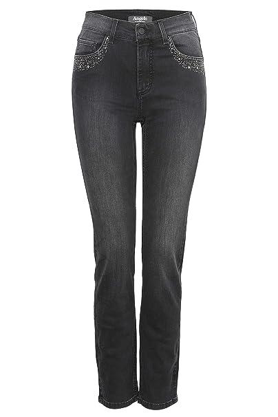 Angels Jeans,Cici Star  mit Ziersteinen  Amazon.de  Bekleidung 5c557482a1