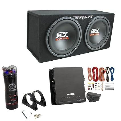 Amazon.com: MTX TNE212D 12\