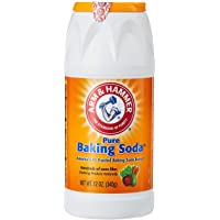 Arm and Hammer Pure Baking Soda Shaker, 340g