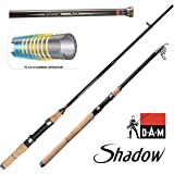 DAM Shadow Tele - Teleskopic Spinning rod, 5-25g