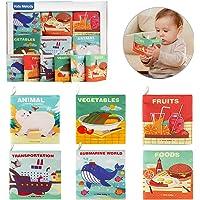 Ballery Libros Blandos para Bebé, no tóxicos Educación
