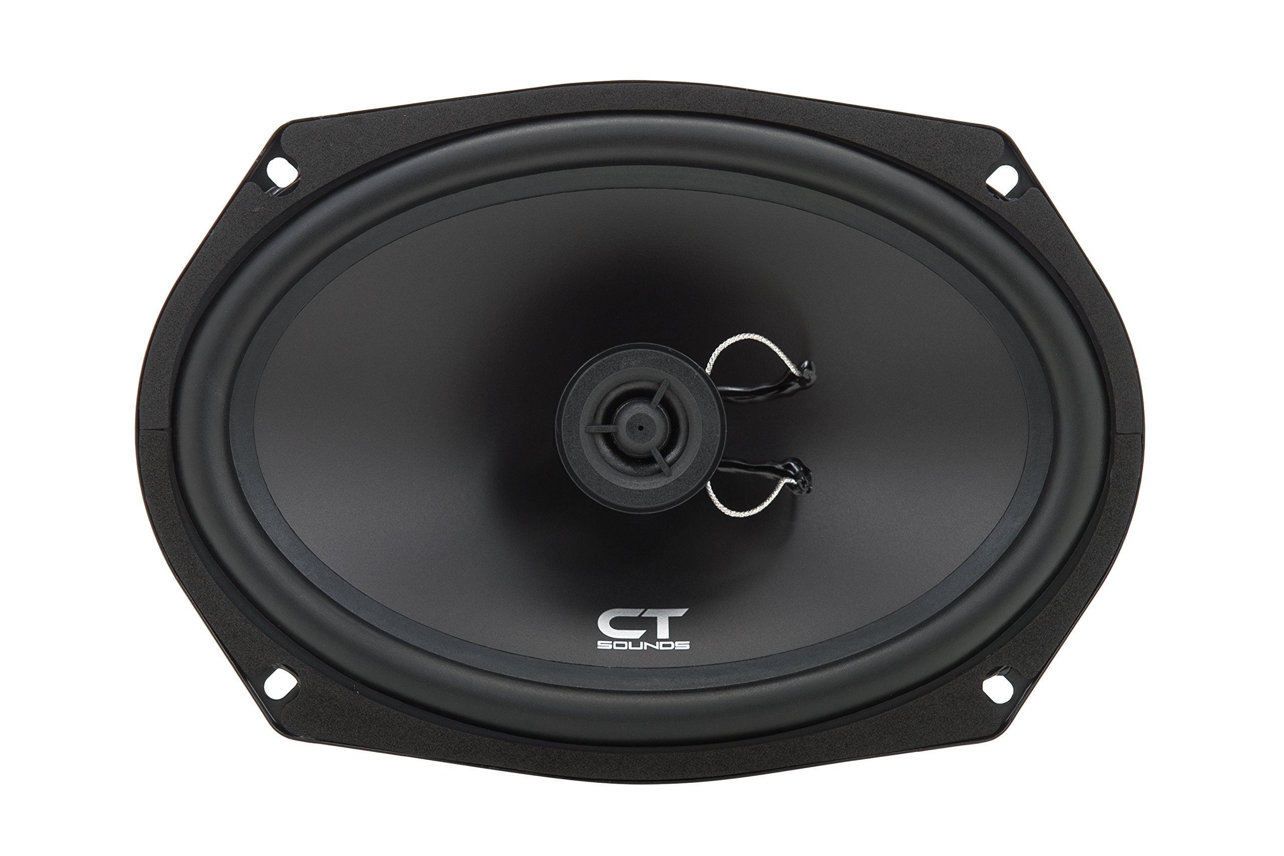 CT Sounds Bio 6x9 Inch 2 Way Silk Dome Coaxial Car Speakers (Pair) by CT Sounds (Image #7)
