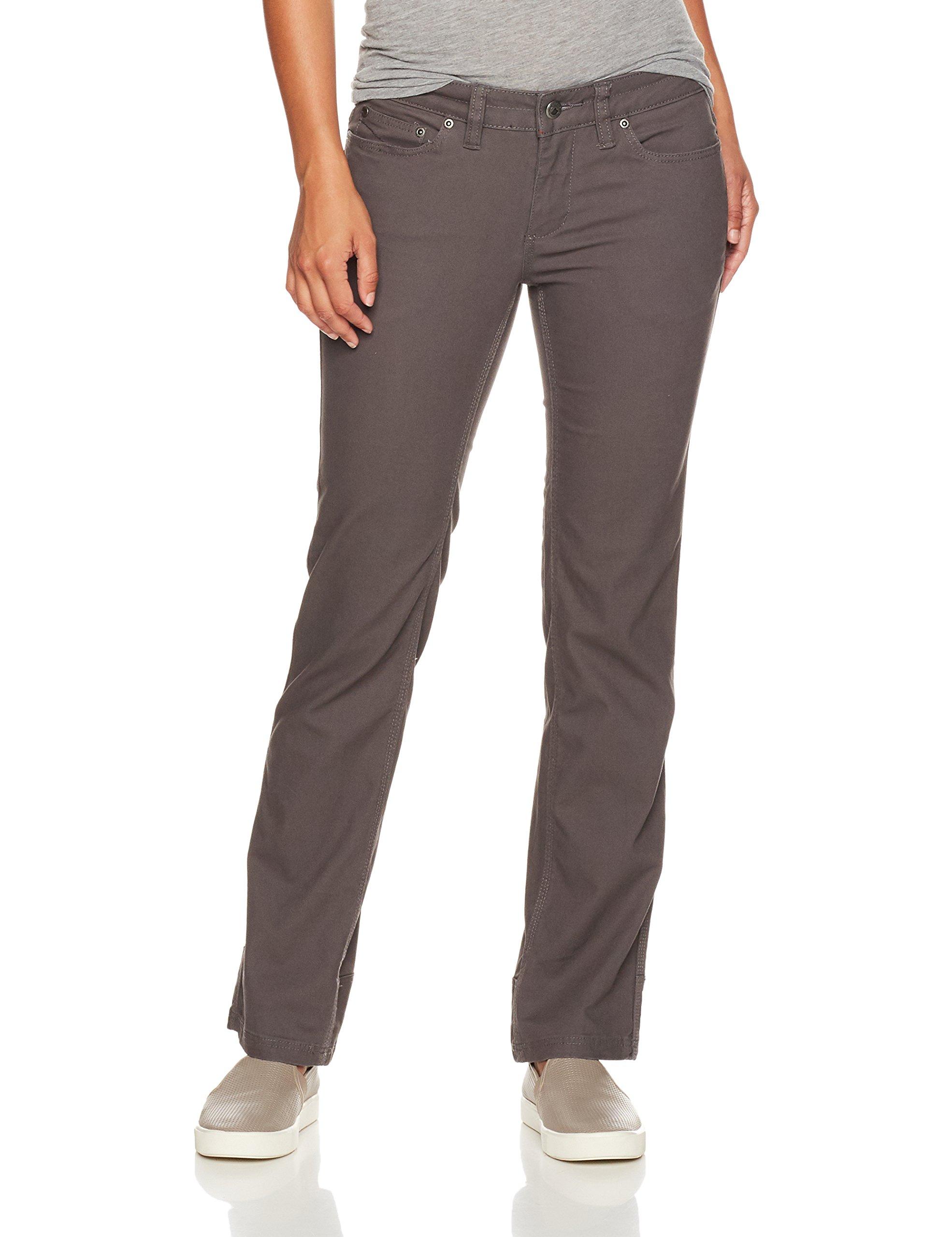 Mountain Khakis Women's Camber 106 Pant Classic Fit, Slate, 0 Regular