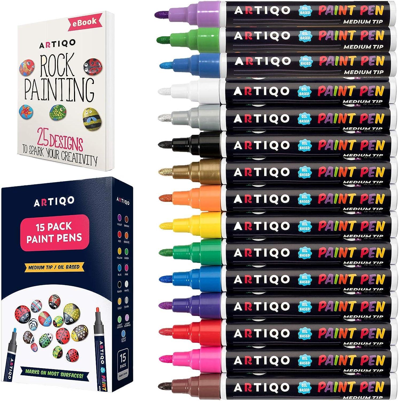 Artiqo Paint Pens