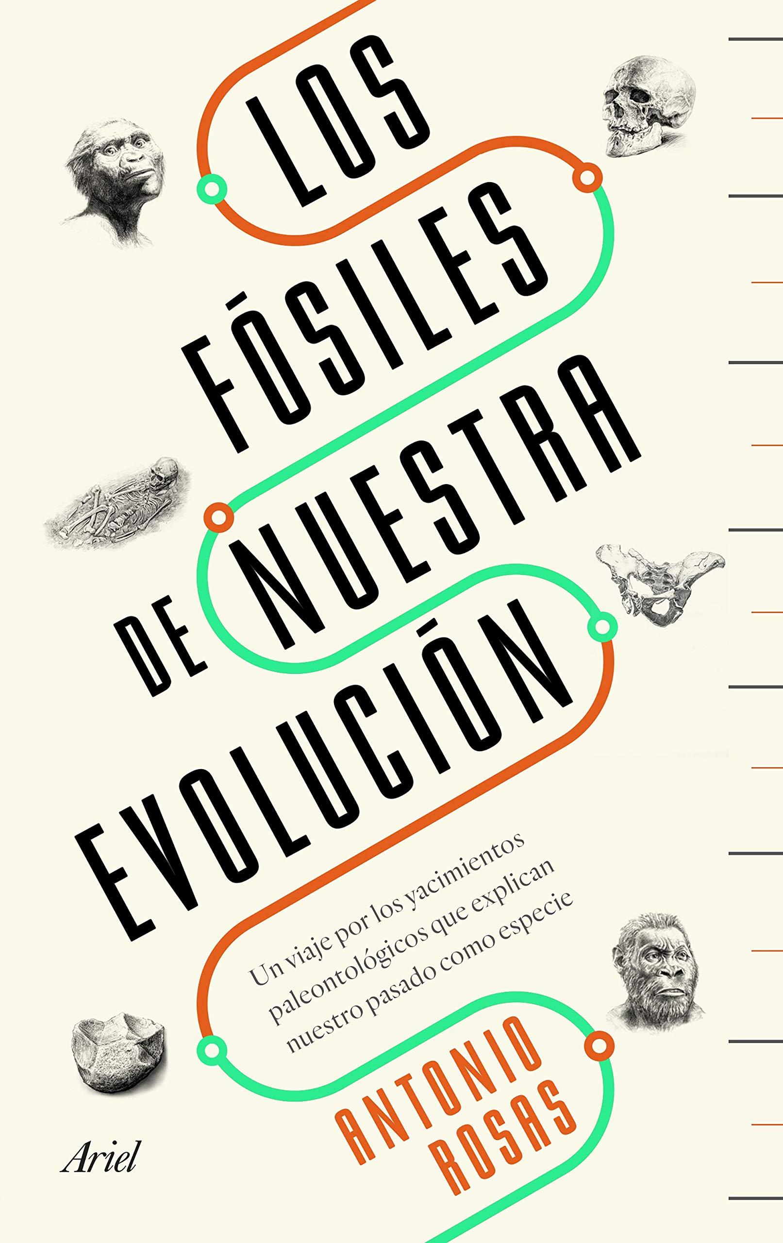 Los fósiles de nuestra evolución: Un viaje por los yacimientos ...