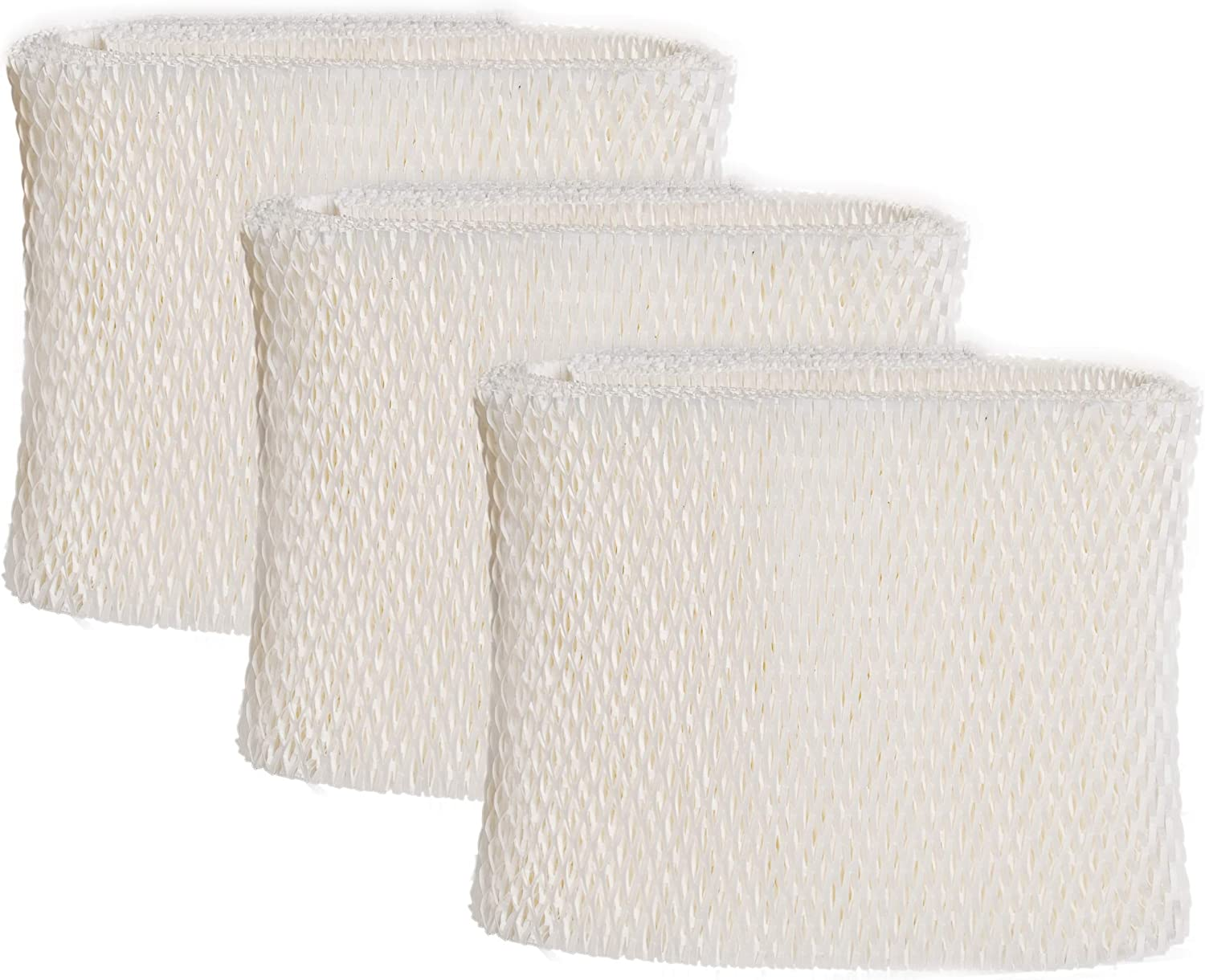 HIFROM Humidifier Wick Filter Replacement for Essick Air MAF-2 Air Care Filter MA0600 MA0601 MA0800 MA08000; Kenmore 15408 154080 17006 29706 29988 29880C (3pcs)