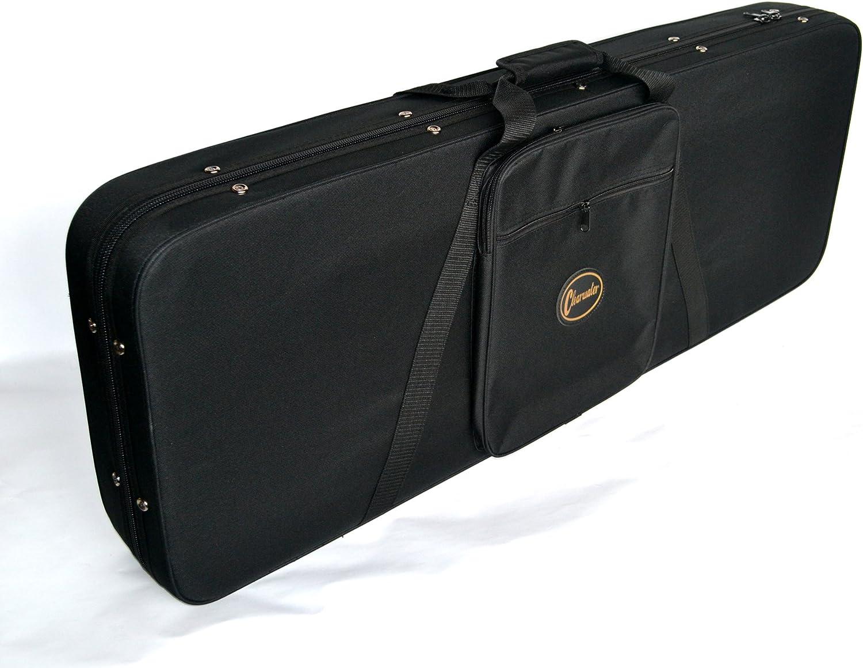 Clearwater - Estuche para guitarra el?ctrica (r?gida, exterior de poliuretano): Amazon.es: Instrumentos musicales