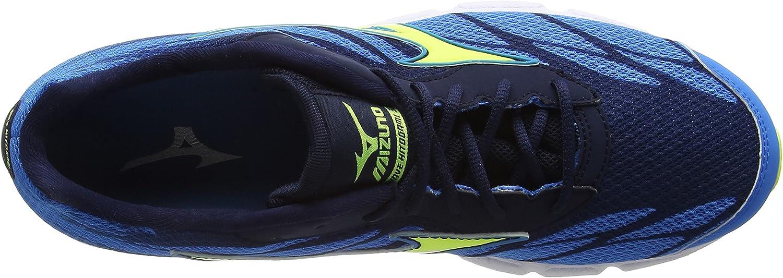 Mizuno Wave Hitogami 3 - Zapatillas de running Hombre, Azul, 46: Amazon.es: Zapatos y complementos