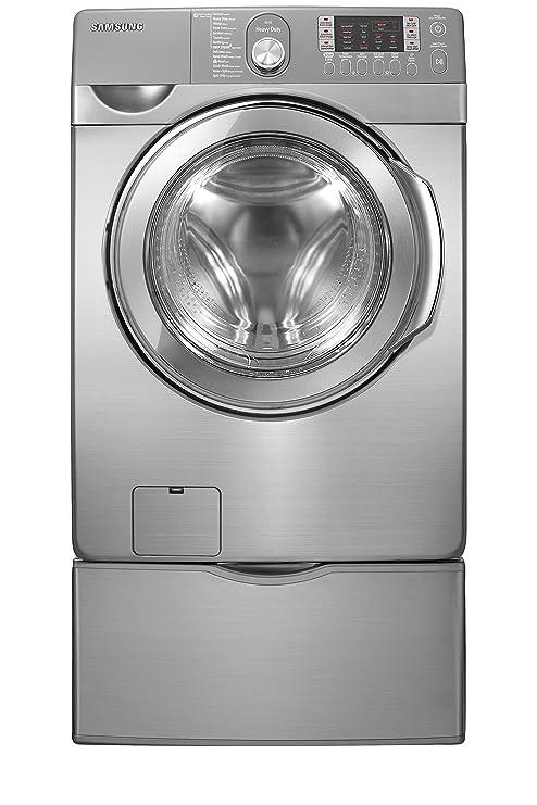 Samsung WF448AAP Independiente Carga frontal 17kg 1300RPM Acero ...
