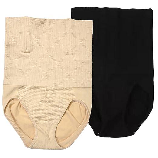 c1924ef0d3b MUNAFIE High Waist Bodyshaping Slimming Panty Tummy Control Panty (M US5.5-