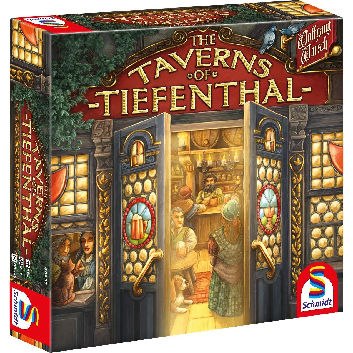 Schmidt Taverns of Tiefenthal