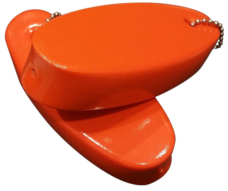 Amazon.com: Llavero flotante JUMBO cubierto con vinilo ...