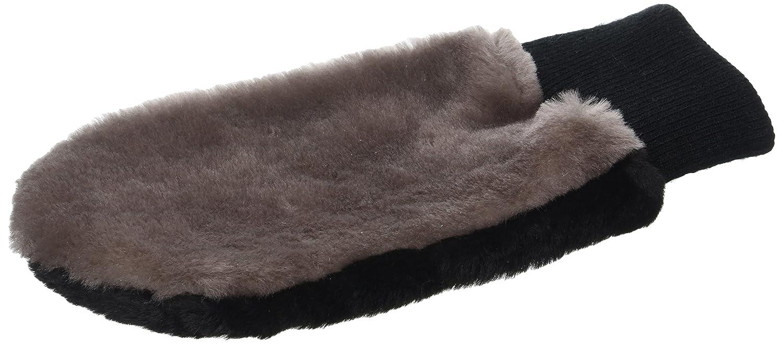 A.Mulard GANT LUSTREUR MOUTON VERITABLE Brosses à chaussures, Marron (1 Face Noir/1 Face Taupe) 35 EU