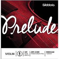 D'Addario Prelude - Cuerda individual Mi para violín