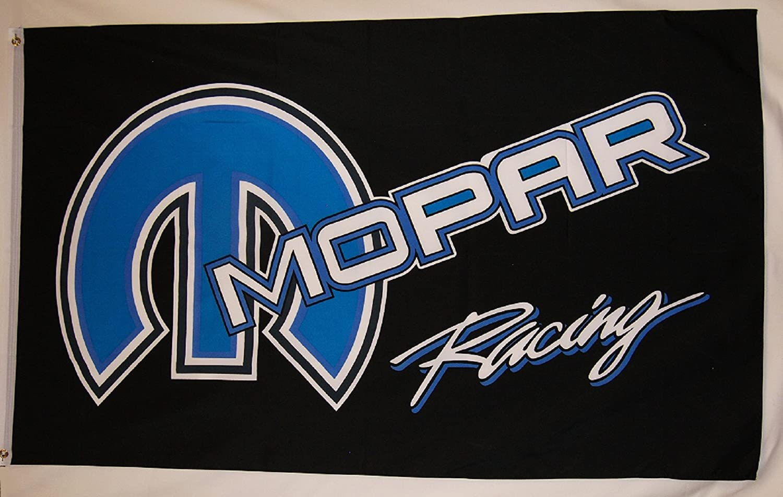 SRT 3x5 Ft Racing Banner Flag Garage Wall Decor Dodge Mopar Challenger Hellcat