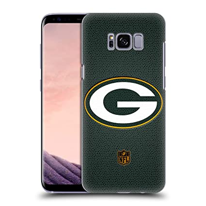 release date: 6cf5a 102fb Official NFL Football Green Bay Packers Logo Hard Back Case for Samsung  Galaxy S8