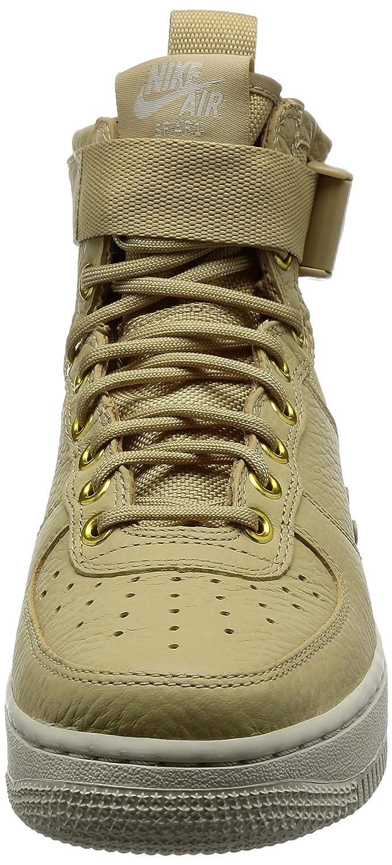 Mujer Nike B01lz97i5b 19999 Sf Air Medio Force 1 Ligero A Medio Air Champi Cañón Seta c2d100