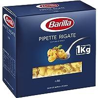 Barilla Pasta Pipette Rigate Semola di Grano Duro - 1 kg