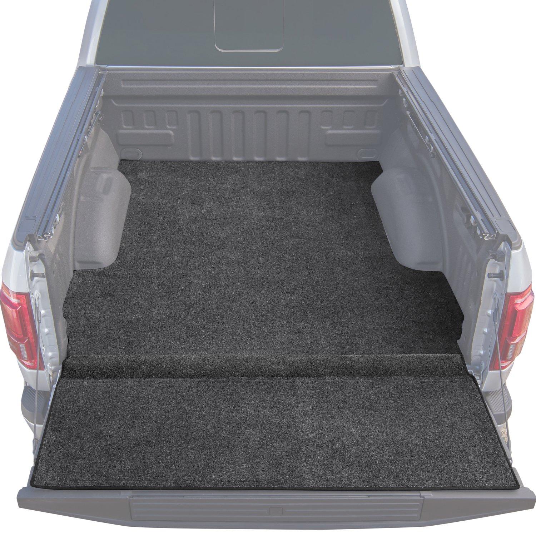 Husky Liners 11581 Charcoal Ultra Fiber Truck Mat Fits 2002-17 Dodge Ram 6.5' Bed