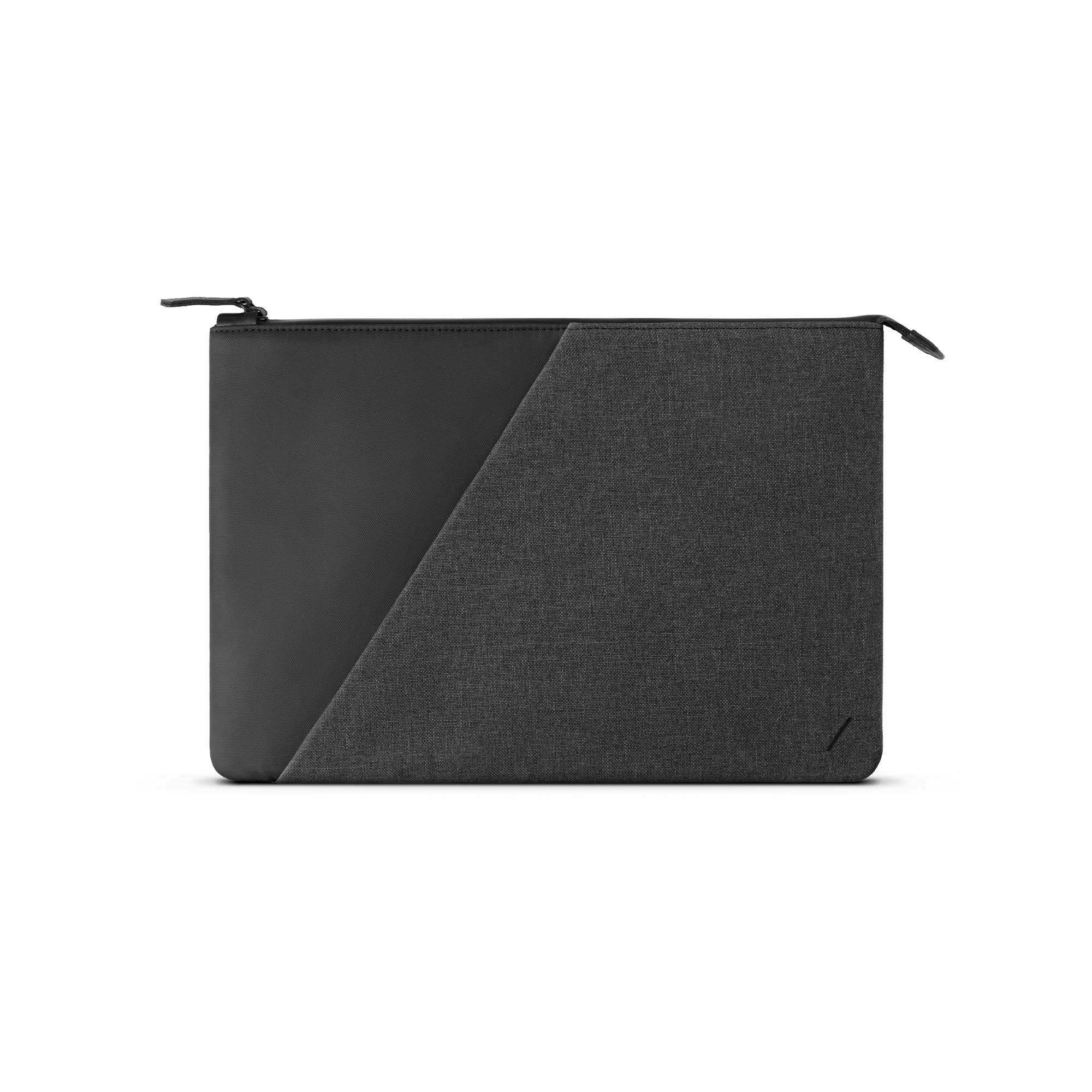 Native Union Stow 13'' Laptop Sleeve - Sleek & Slim 360-Degree Protection with Exterior Pocket Compatible with 13'' MacBook (Slate)