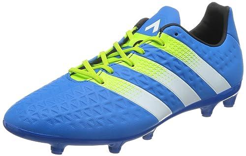 d6ac4b26e82 Adidas Men s Ace 16.3 FG AG Blue