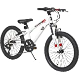 20 Inch Dynacraft Throttle Boys' 7 Speed Bike
