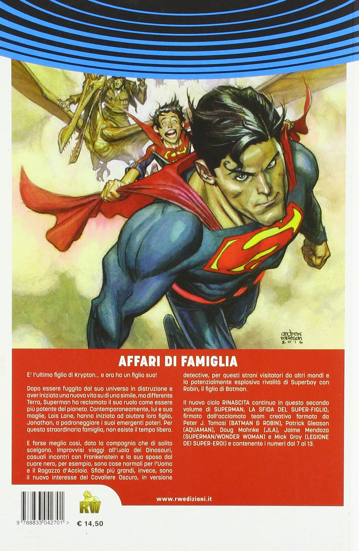 incontri Superman