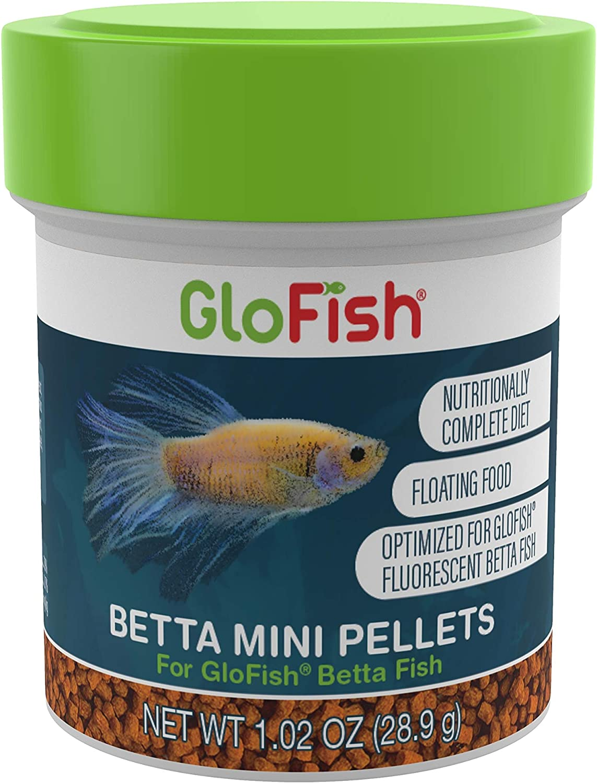 GloFish Betta Food, Optimized for GloFish Bettas