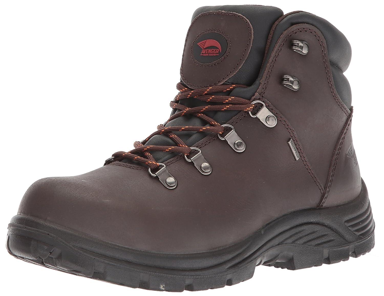 Avenger Safety Footwear メンズ US サイズ: 11.5 2E US カラー: ブラウン B00BQBAON0