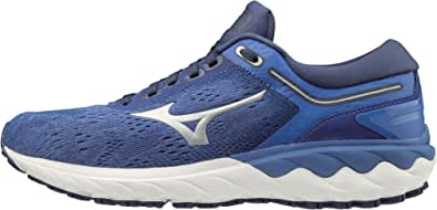 Mizuno J1Gd20090342 – Wave Skyrise Sneaker (W) – Colour: Dblue/Silver/Ultramarine Size: 42 – Women