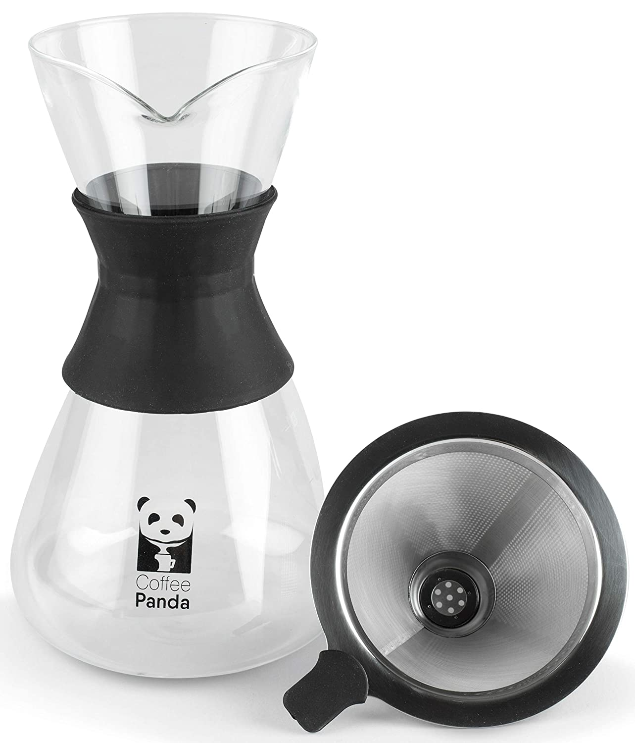 Pour Over Coffee Brewer By Coffee Panda  Protective No