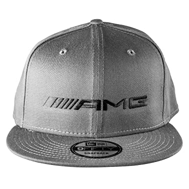 526a8a406b774 Mercedes Benz AMG Snapback Flatbill Limited Edition Gray at Amazon ...