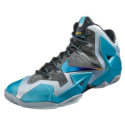 on sale 0a7c6 dd252 Nike [616175-401] Mens Lebron XI Mens Sneakers NIKEARMY ...