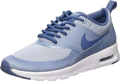 Mala suerte desconcertado Jajaja  Nike Damen W Air Max Thea TXT Turnschuhe, Azul (Blue Grey/Ocean Fog-White),  36 EU: Amazon.de: Schuhe & Handtaschen
