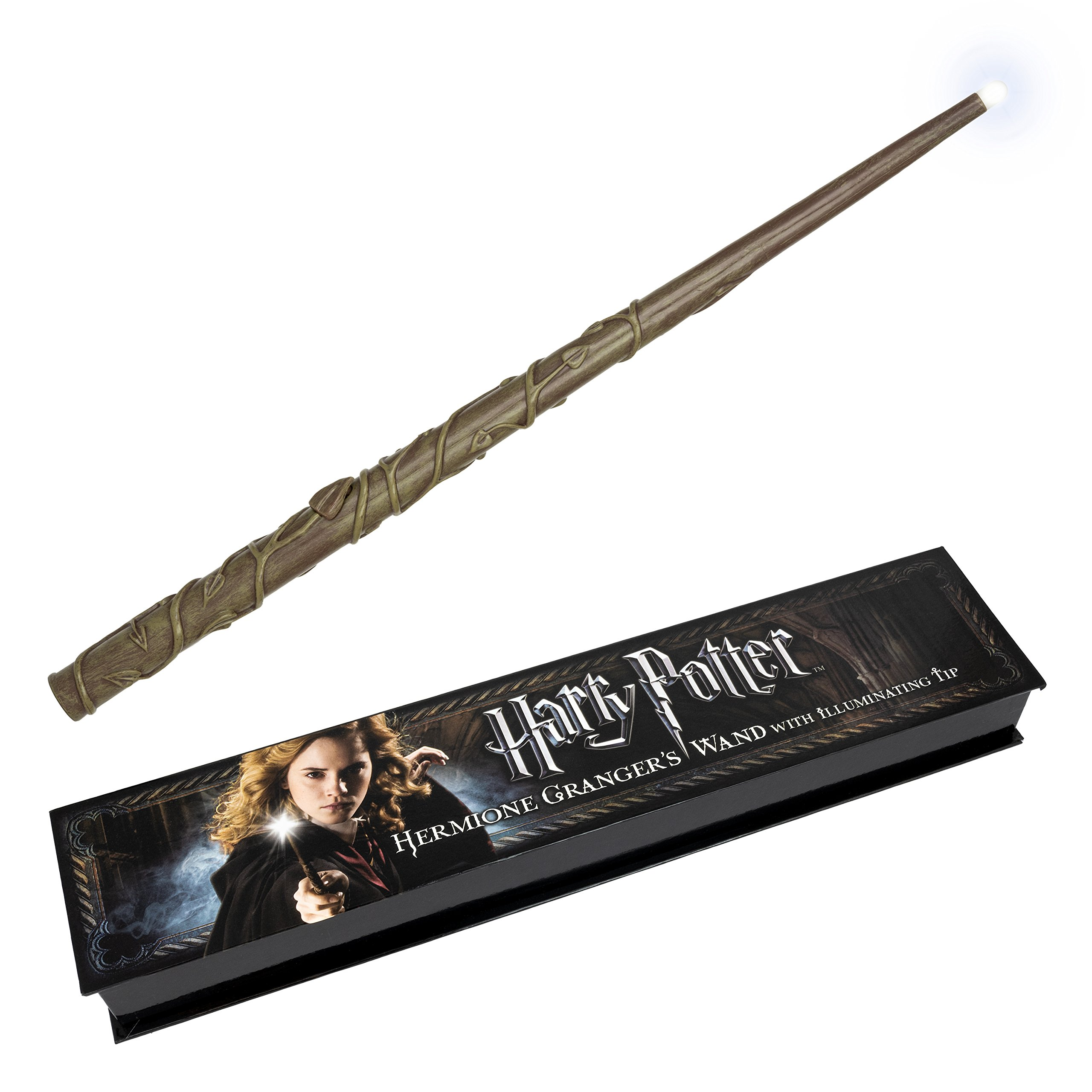 The Noble Collection Hermione's Granger Illuminating Wand