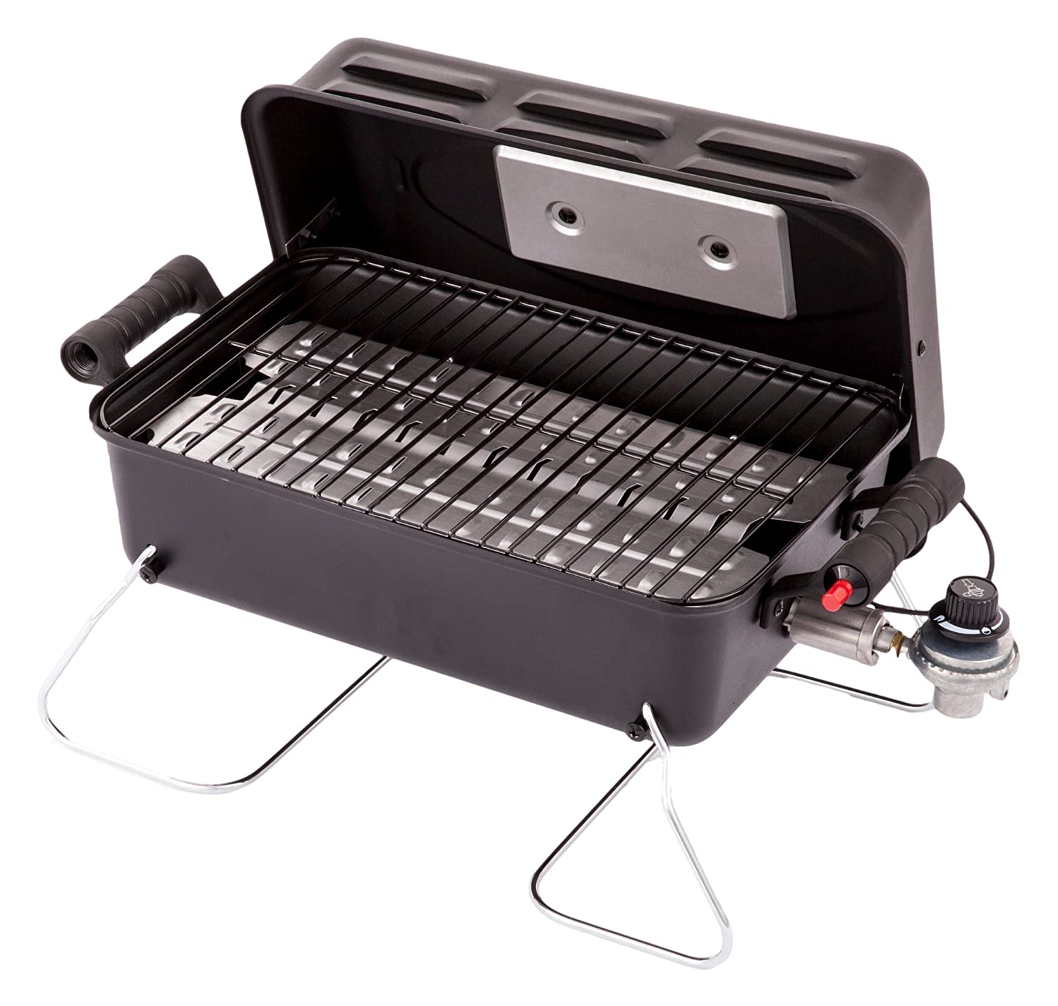 Ordinaire Amazon.com: Char Broil Deluxe Portable Liquid Propane Gas Grill: Garden U0026  Outdoor